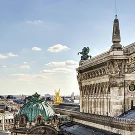 Opera Garnier Paris 01 by Weston Westmoreland