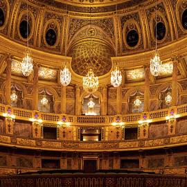 Opera House at Versailles by John Twynam