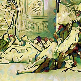 Opium by Susan Maxwell Schmidt