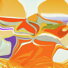 Orange ... by Judy Foote-Belleci