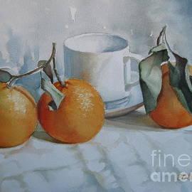 Orange 2  by Elena Oleniuc