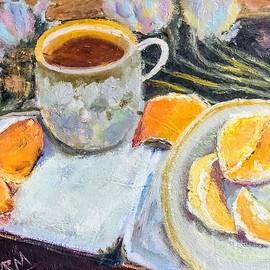 Orange Coffee by Preston Mitchell