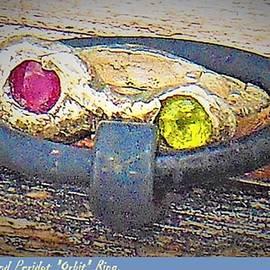 Orbit Ring by Samuel Zylstra