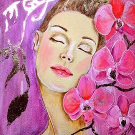 Orchid Delight  by Natalya Simonova