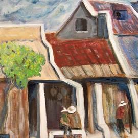 Otavalo Allamanda by Max Bowermeister