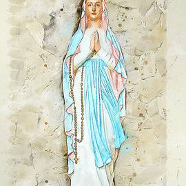 Our Lady ... by Judy Foote-Belleci