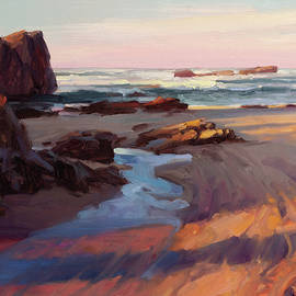 Outgoing Tide by Steve Henderson