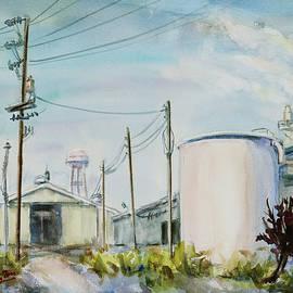 Owen Corning Factory Santa Clara California by Xueling Zou