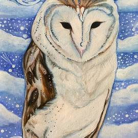 Owl Medicine  by Sarah Rose