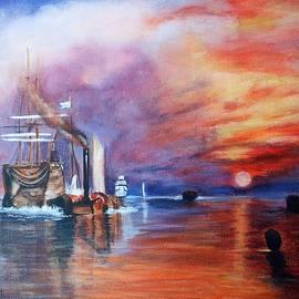 Paint Turner by Vesna Martinjak