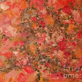 Painted Roses by Nancy Kane Chapman