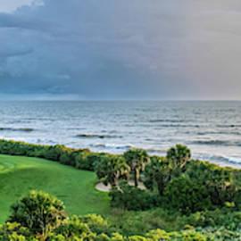 Palm Coast Panorama by Mary Ann Artz