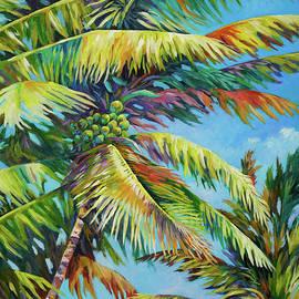 Palm Frenzy by John Clark