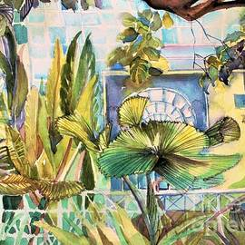 Palm Room by Mindy Newman