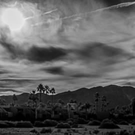 Palm Springs Sunrise by Jim Brown