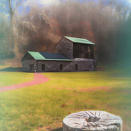 Palmer Grist Mill 1 by Jim Love