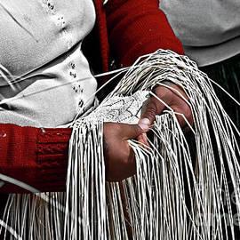 Panama Hat Weaving Is An Artform by Al Bourassa