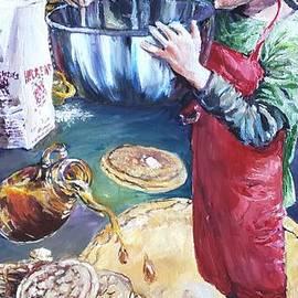 Pancake Chef by Merana Cadorette