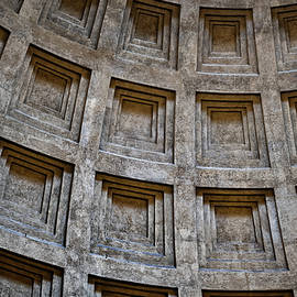 Pantheon Dome Background by Artur Bogacki