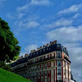 Parisian Homes by Matthew Dodd