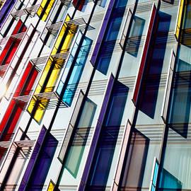 Park Plaza Hotel, London, England. by Joe Vella