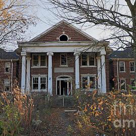 Parke County, Indiana Abandoned Asylum 26 by Steve Gass