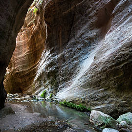 Passage through a gorge by Michalakis Ppalis