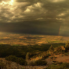 Passing Storm by Mike Lee