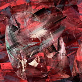 Passion Of Balzac  Age /CAGO Gallery Choice in All Abstraction  Competition 2021 by Aleksandrs Drozdovs