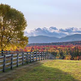 Pastel Autumn Sunrise by Chris Whiton