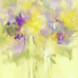 Pastel Bouquet by Lois Bryan