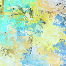 Pastel Passion Abstract 2 by Tina LeCour
