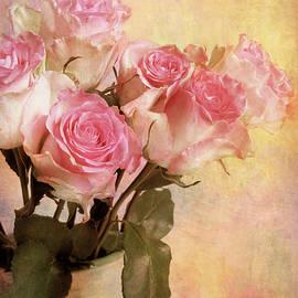 Pastel Roses by Jessica Jenney