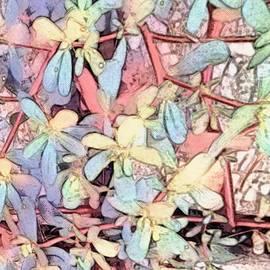Pastel Watercress by Mindy Newman