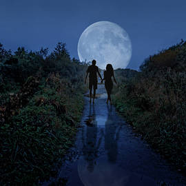 Path to the Moon