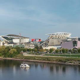 Paul Brown Stadium by Ed Taylor