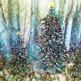 Peace At Christmas by Jean OKeeffe Macro Abundance Art