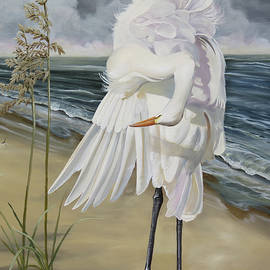 Peace In The Storm Still by Phyllis Beiser