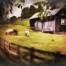 Peaceful Pasture by Jim Love