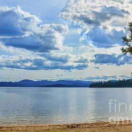 Peaceful Priest Lake by Robert Bales