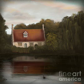 Peaceful Reflections  by Susan Foster