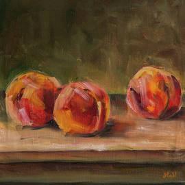 Peachs by Natalia Stahl