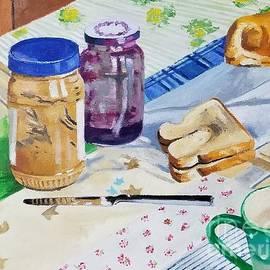 Peanut Butter by Michael Graham