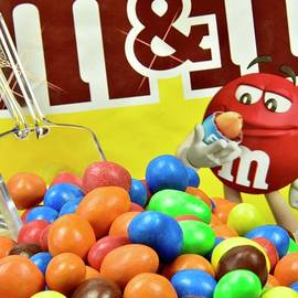 Peanut M and Ms by Neil R Finlay
