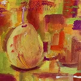 Pear Kaleidoscope by Nancy Rabe