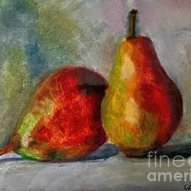 Pears by Aurelia Schanzenbacher