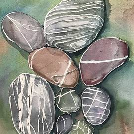 Pebbles by Luisa Millicent