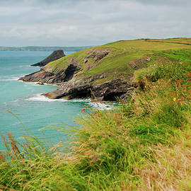 Pembrokeshire Coast Path to Rickets Head by Cassi Moghan