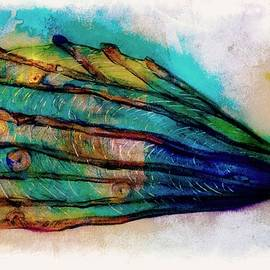 Pen Shell Ocean Colors by Barbara Chichester