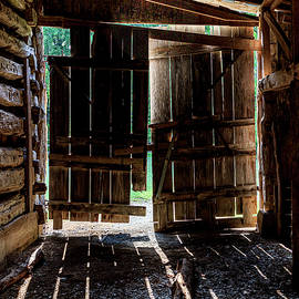 Penn Farm Barn Doors by David Ilzhoefer